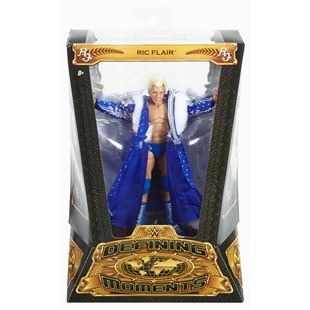 WWE Defining Moments Ric Flair Figure
