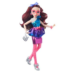 Disney Descendants Neon Lights Jane of Auradon Prep