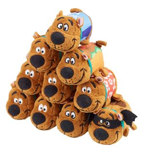 Scooby Stackable Soft Toy- Assortment