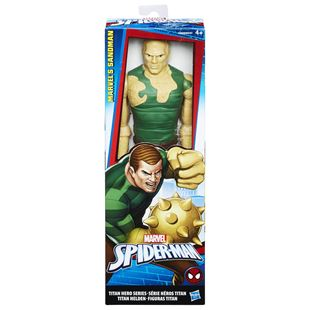 Marvel Spider-Man Titan Hero Series Villains Sandman 30cm Figure