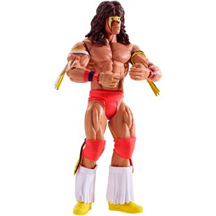 WWE Ultimate Warrior Series 70 - assortment