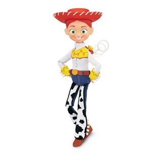 Toy Story Classic Talking Jessie Cowgirl Figure
