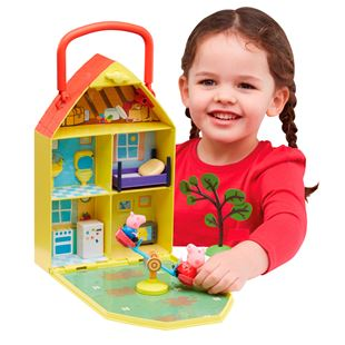 Peppa Pig's House and Garden Playset