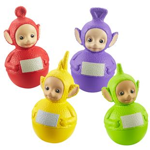 Teletubbies Weebles Figure & Base Assortment