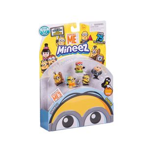 Despicable Me 3 Deluxe Collector Pack