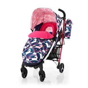 Cosatto Yo2 4 Wheel Stroller Magic Unicorns