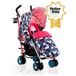 Cosatto Supa Lightweight Stroller Magic Unicorn