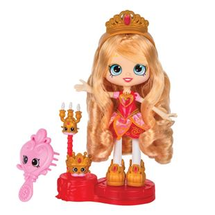 Shopkins Shoppies Tiara Sparkles Doll