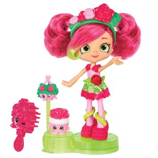 Shopkins Shoppies Rosie Bloom Doll