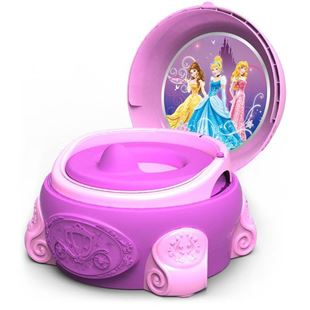 Disney Princess 3-in-1 Potty Purple