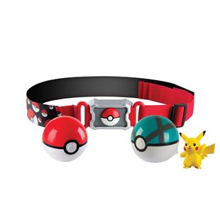 Clip N Carry Pokéball Belt