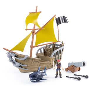 Pirates of the Caribbean Jack Sparrow Pirate Ship