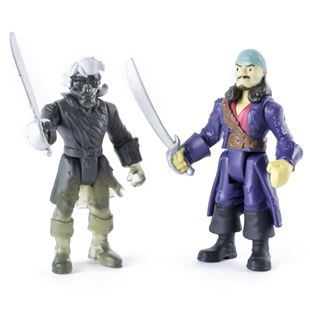 Pirates of the Caribbean Figure Two Pack - Assortment