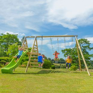 TP Round Wood Multiplay Centre