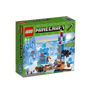 LEGO Minecraft The Ice Spikes 21131
