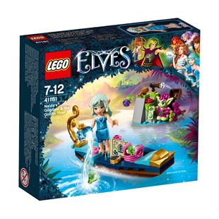 LEGO Elves Naida's Gondola & the Goblin Thief 41181