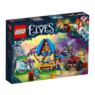 LEGO Elves The Capture of Sophie Jones 41182
