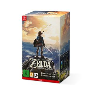 Legend of Zelda: Breath of the Wild Limited Edition
