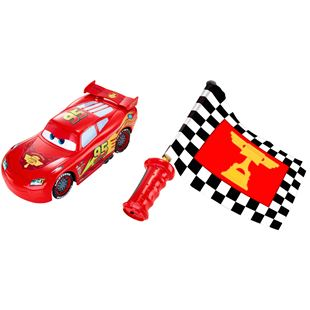 Disney Pixar Cars Flag Finish Lightning McQueen