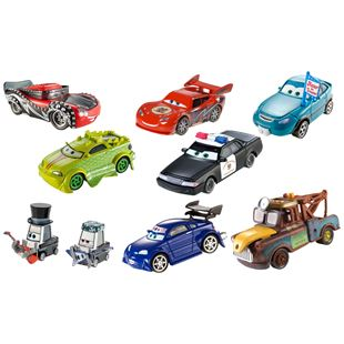 Disney Pixar Cars Toons 155 scale Die Cast Car – Assortment