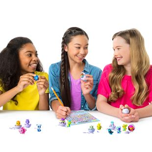 Hatchimals Colleggtibles 2 Pack and Nest- Assortment
