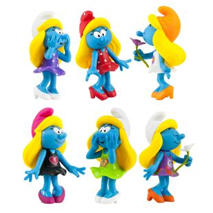 The Smurfs Smurfette Fashion Collection – Assortment