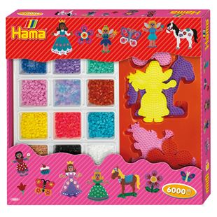 Hama Beads Giant Pink Gift Box