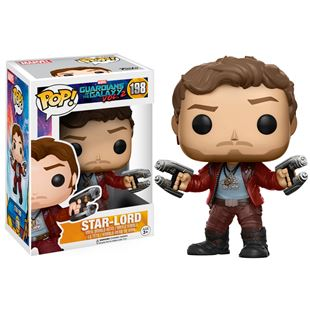POP VINYL: Guardians of the Galaxy Star Lord