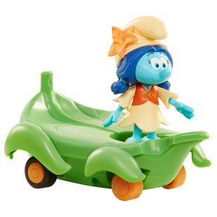 Smurf Vehicles Wave 1- Assortment