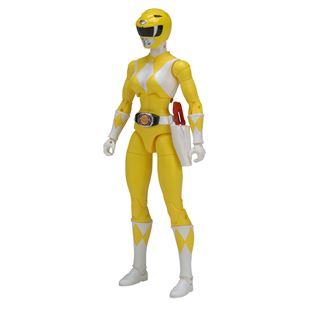 Power Rangers Mighty Morphin Legacy Yellow Power Ranger 16.5cm Figure