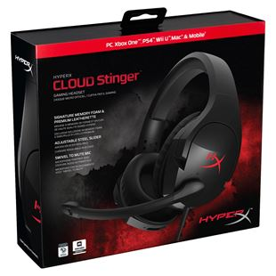 HyperX Cloud Stinger Gaming Headset for PC & PS4