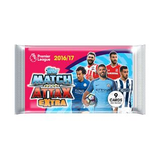 Match Attax Extra 2017 Trading Card Game
