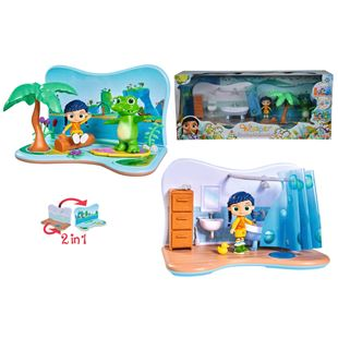 Wissper 2-in-1 Playset Water World