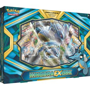 Pokémon TCG: Kingdra-EX Box