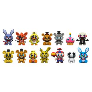 Five Night's at Freddy's Mystery Mini Vinyl Figure - Assortment