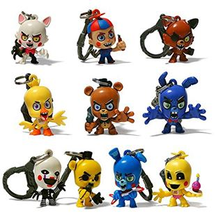Five Nights At Freddys Hangers - Assortment
