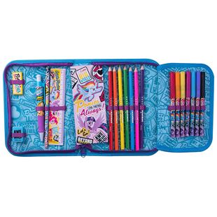 My Little Pony Movie Carry Filled Pencil Case