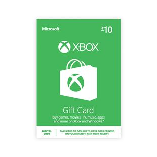 XBOX Live £10 Gold Digital Download