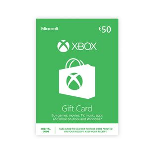 XBOX Live €50 Gold Digital Download