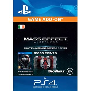 12000 Mass Effect: Andromeda Points Digital Download
