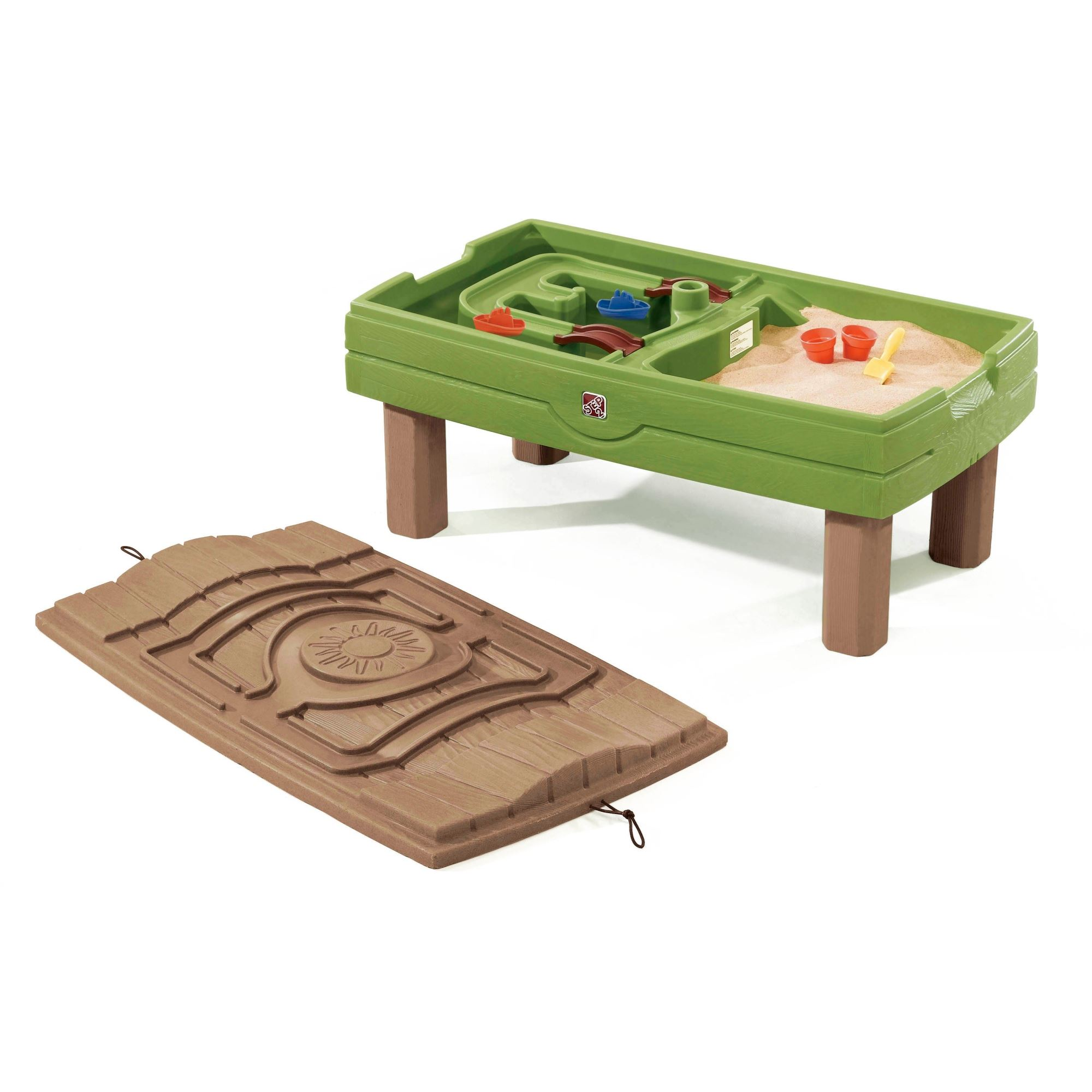 Step 2 naturally playful sand and water table pools amp sand pits