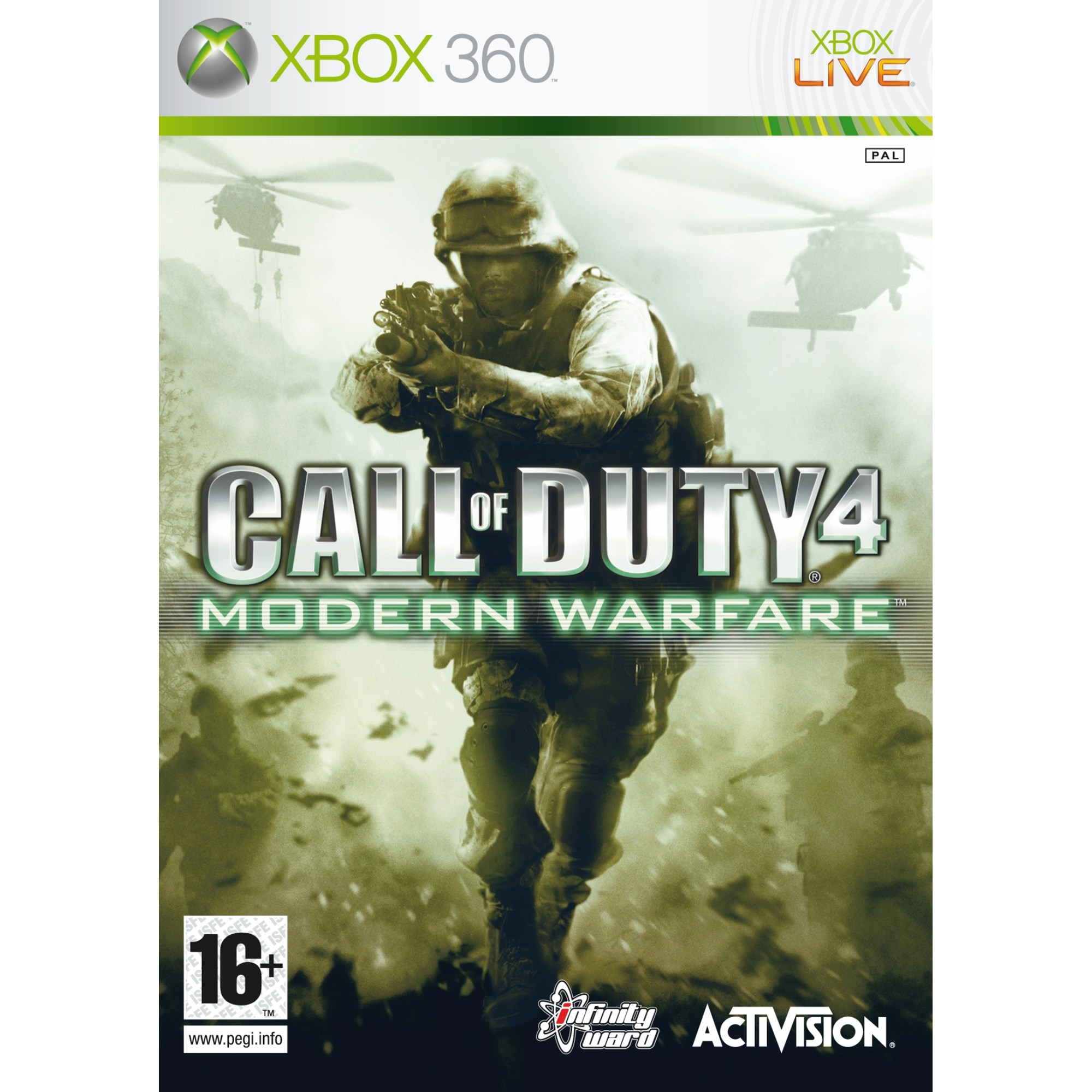 Call Of Duty 4 Xbox 360