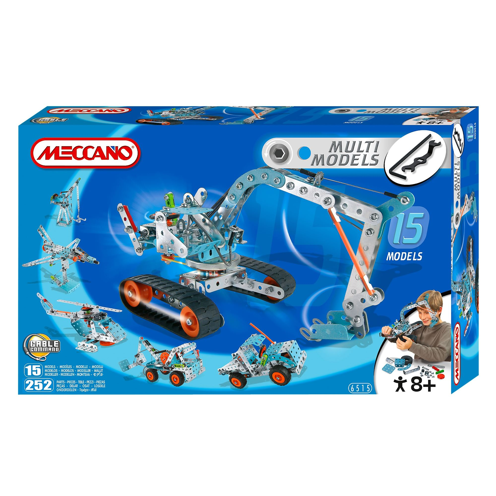 Meccano 15 Multimodels