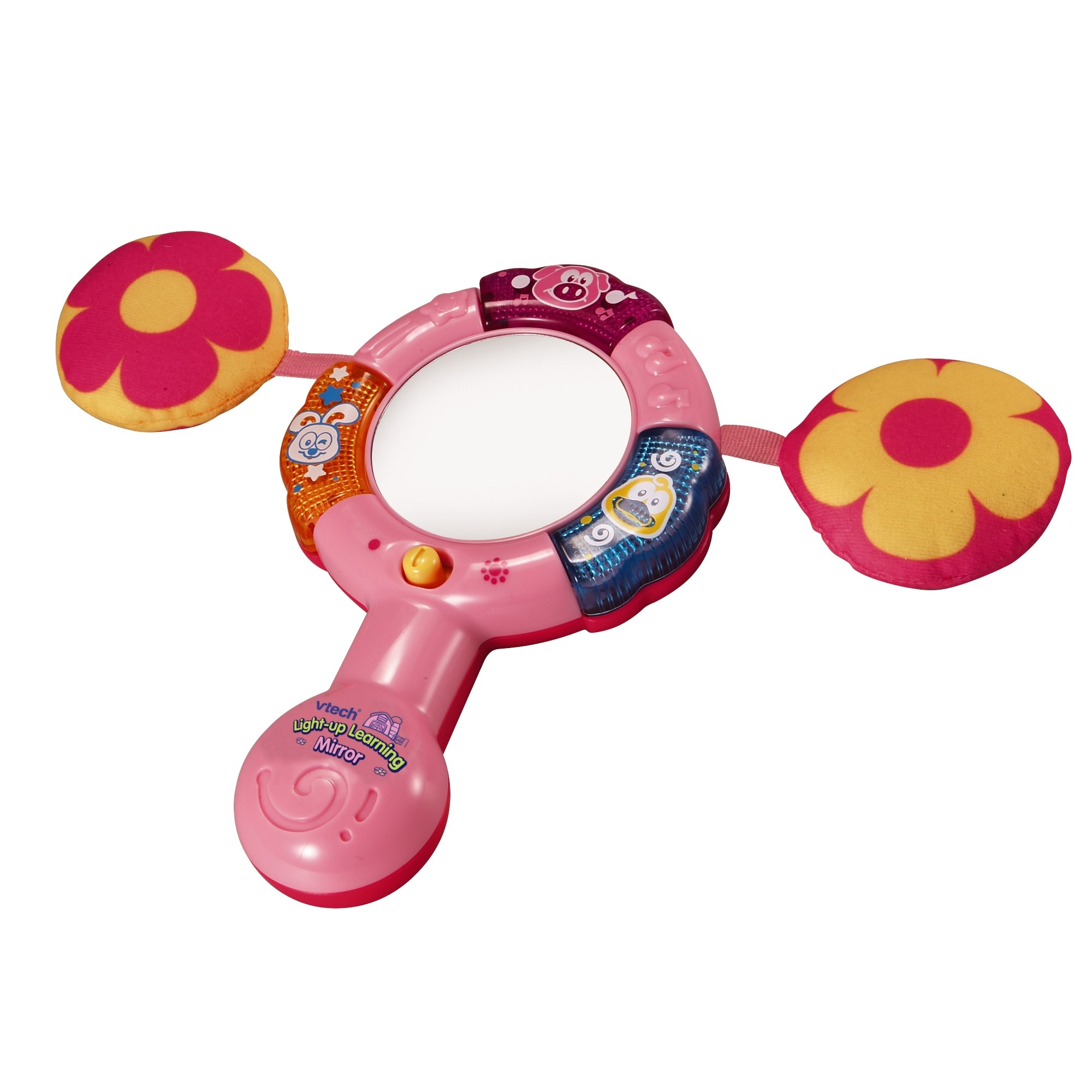VTech Light Up Learning Mirror Pink