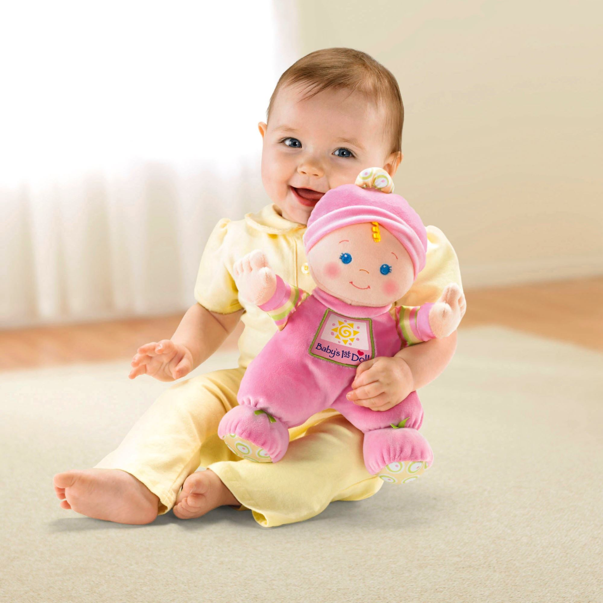 Fisher Price Babys First Doll