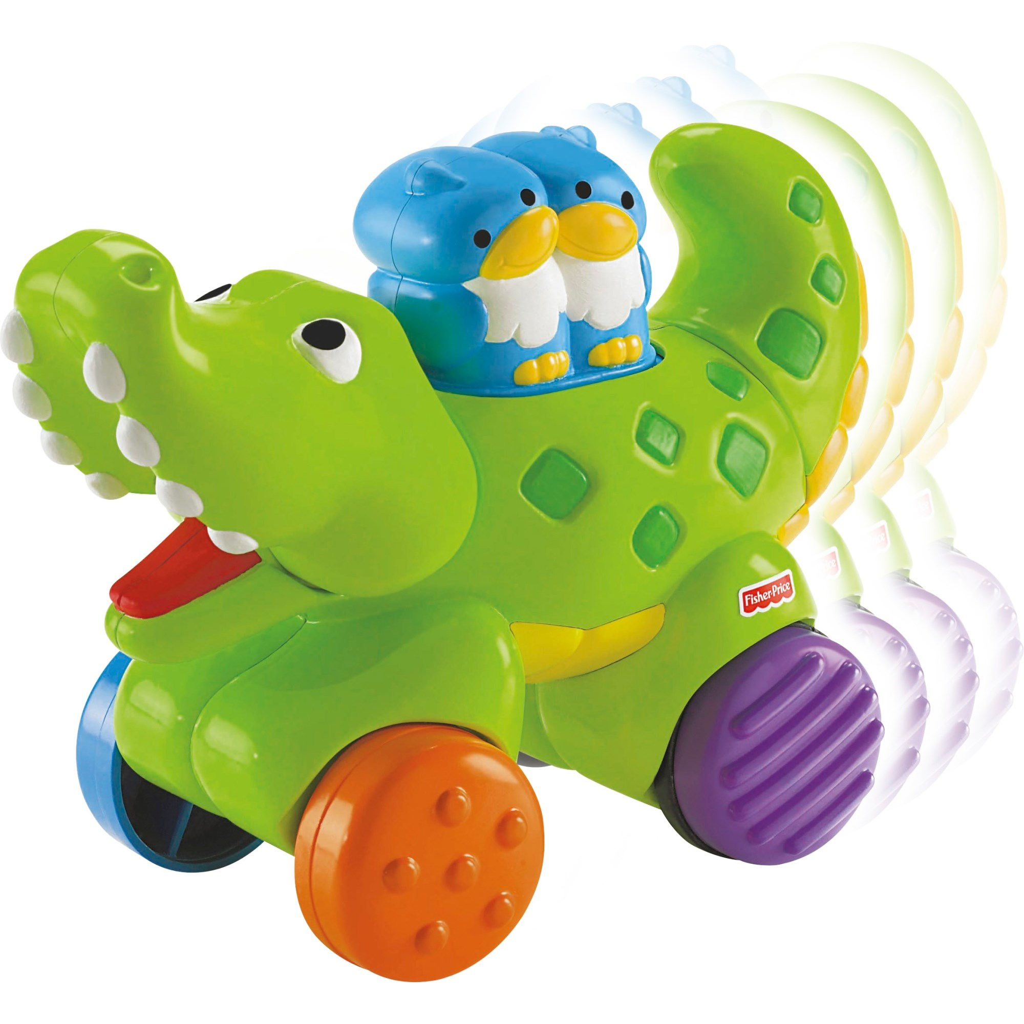 Fisher Price Amazing Animals Press & Go
