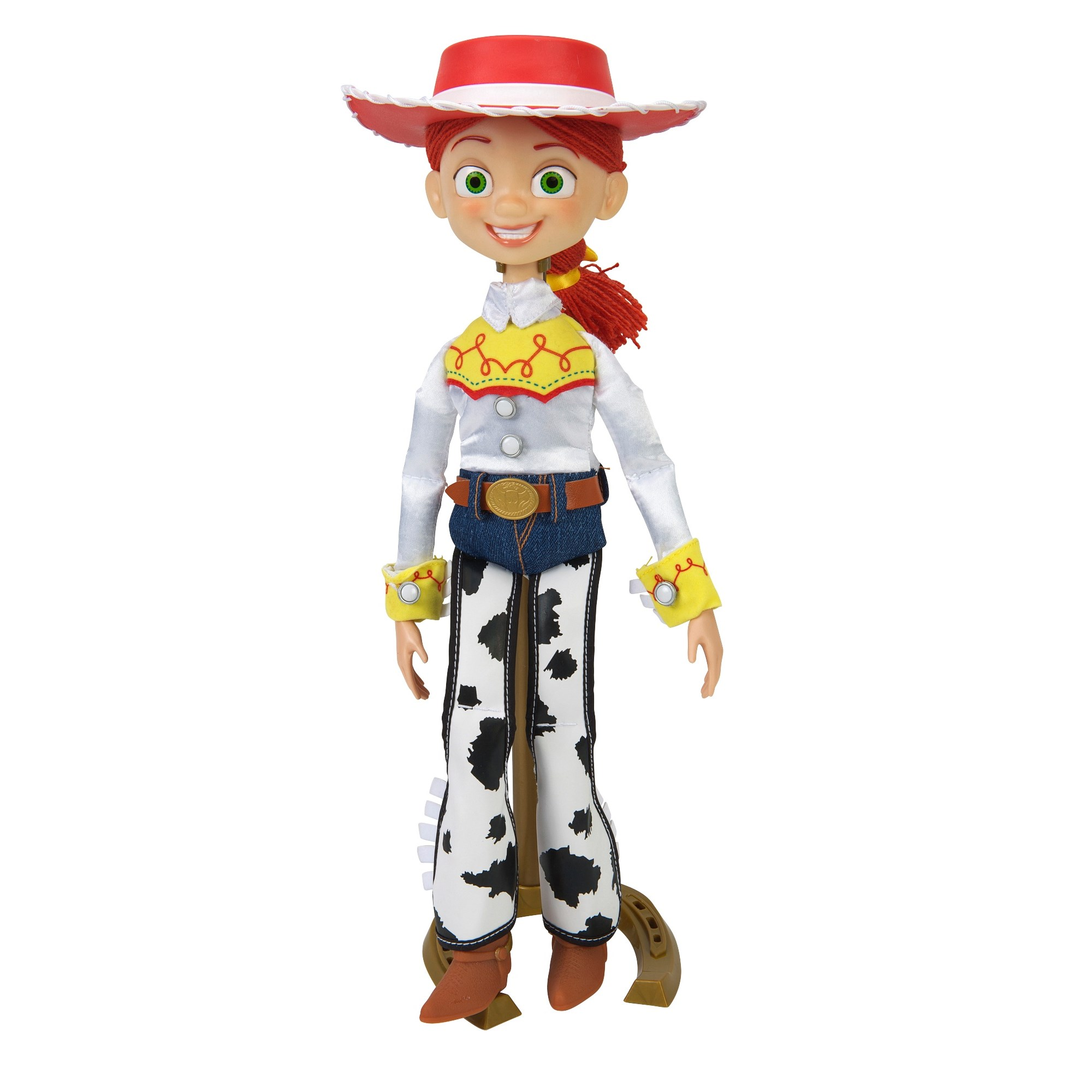 Toy Story Andys Toy Chest 40cm Yodelling Jessie