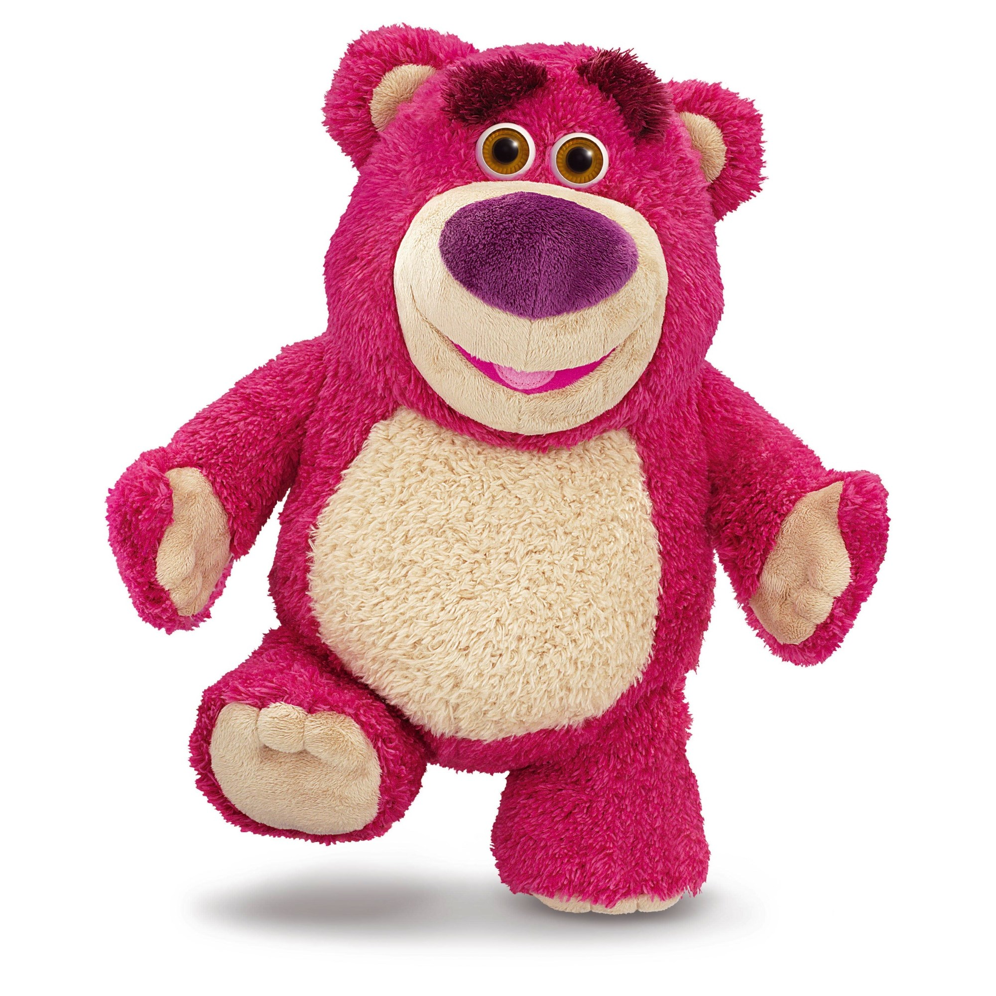 Andys Toy Chest LotsO Huggin Bear