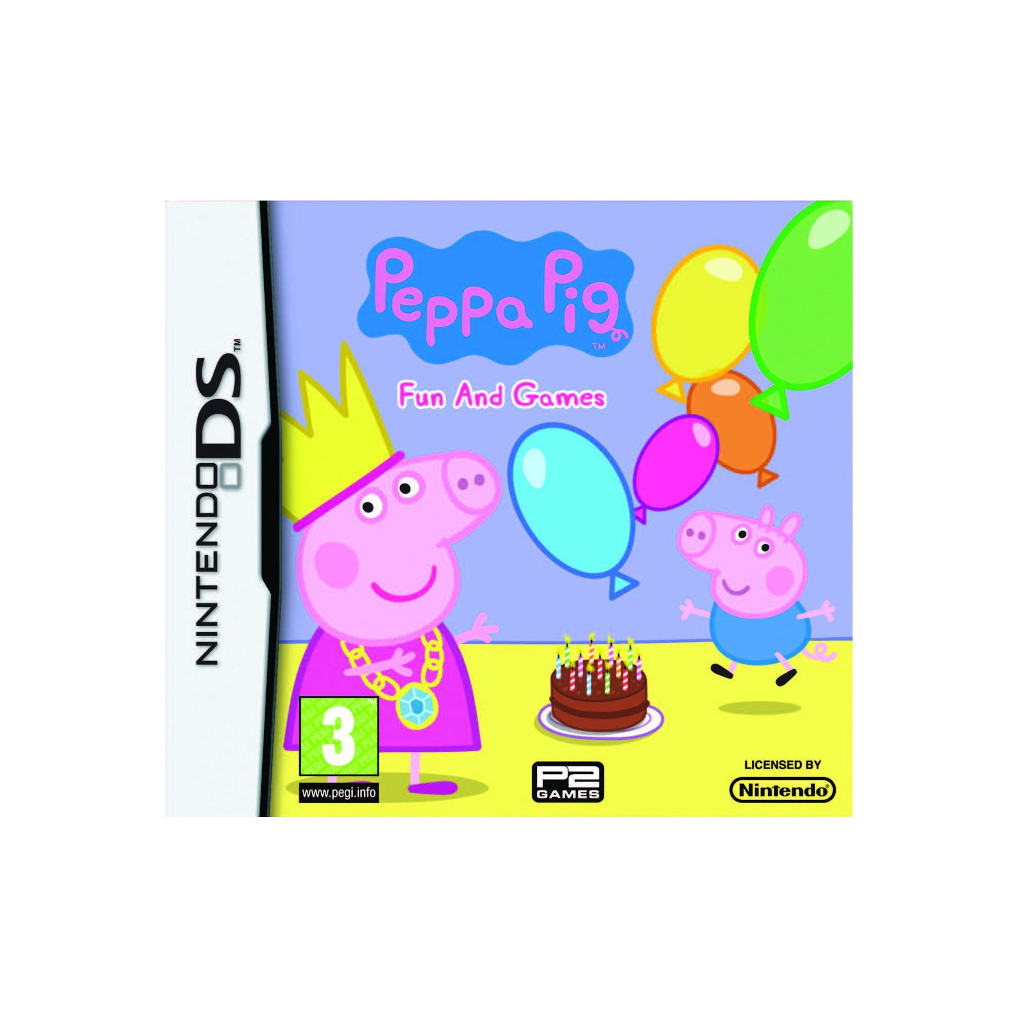 Pegga Pig 2 Fun And Games DS