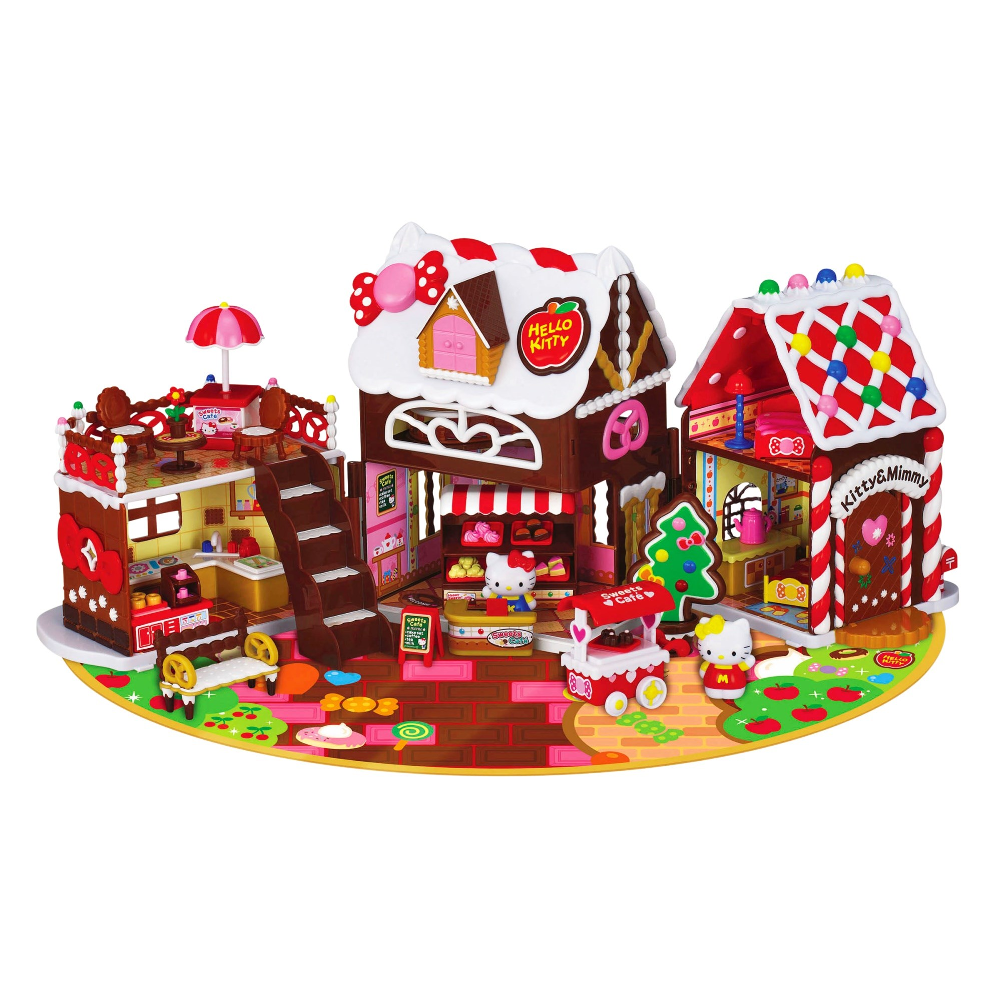Hello Kitty Sweet Candy House